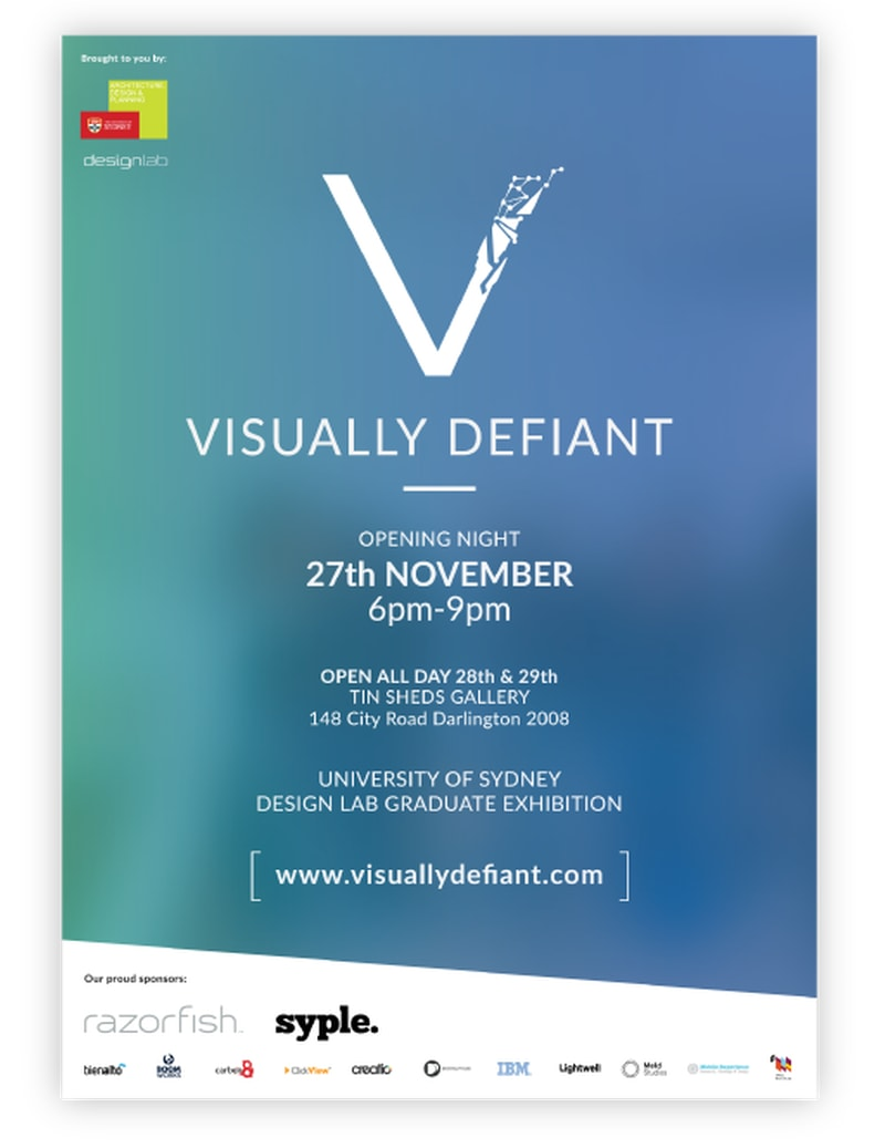 Rohann Dorabjee - Visually Defiant